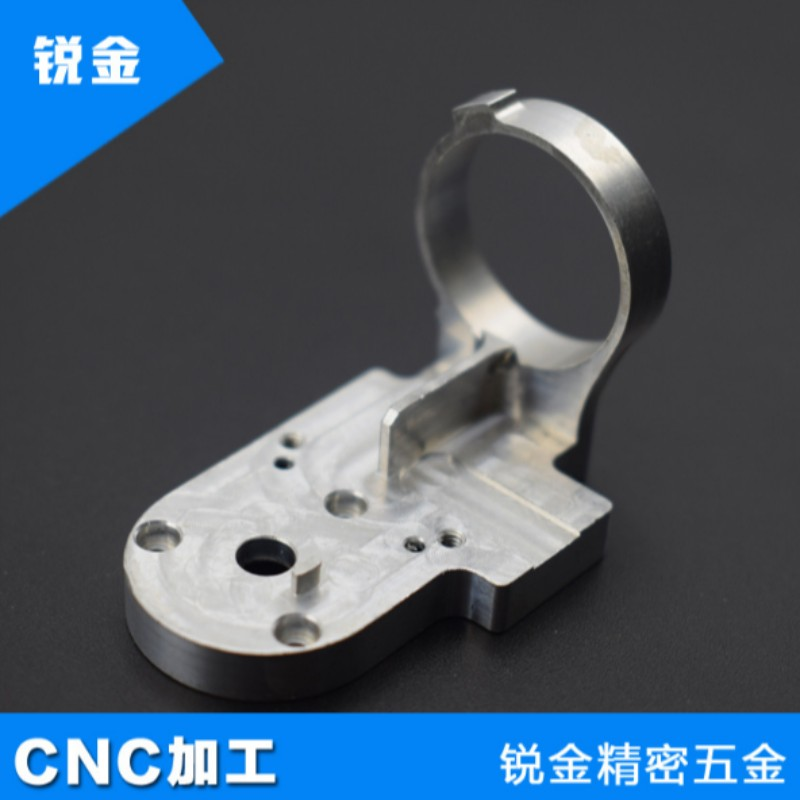 Machining of hardware accessories